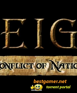 Reign: Conflict of Nations(1C)(2009/RUS)[L]