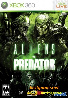 Aliens vs. Predator [PAL] [2010 / English]
