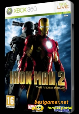 Iron Man 2: The Video Game (2010/ENG/XBOX360/RegionFree)