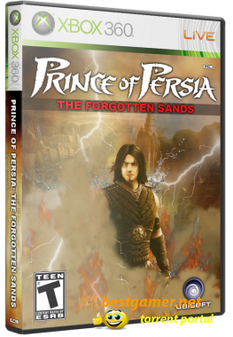 Prince of Persia: The Forgotten Sands [Region Free / ENG]