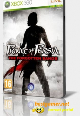 Prince of Persia: The Forgotten Sands (2010/XBOX360/PAL/RUSSOUND)