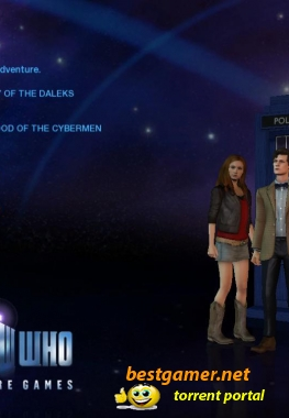 Doctor Who The Adventure Games - City of the Daleks & Blood of the Cybermen\Adventure\2010\PC