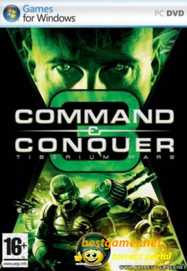 Command & Conquer 3 Deluxe Edition [RUS][RePack][v.1.9 / 1.2]