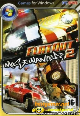 FlatOut 2 Most Wanted (2009) RePack