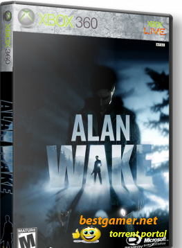 [XBOX360] Alan Wake Limited Collector's Edition Bonus Disc [Region-Free][ENG]