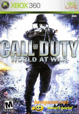 [Xbox 360]Call Of Duty: World At War