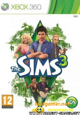 The Sims 3 [Region Free][ENG] Xbox360
