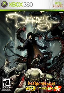 [XBOX360] The Darkness [2007/Region Free/RUS]
