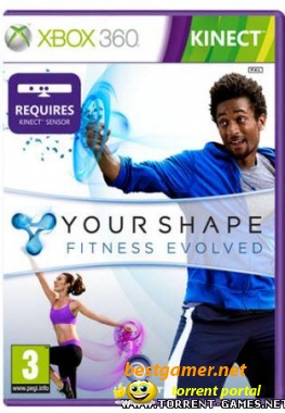 [XBOX360] Your Shape: Fitness Evolved (2010) [Region Free][ENG][Kinect]