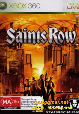 Saints Row (2006) [Region Free/RUS]