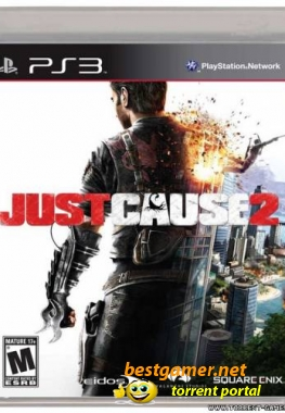Just Cause 2 [RUS]