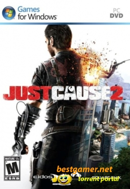 Just Cause 2 + все официальные DLC и UPDATE (2010/PC/RePack/Rus)