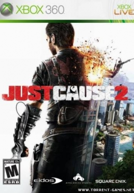 [Xbox 360] Just Cause 2 (русская озвучка )