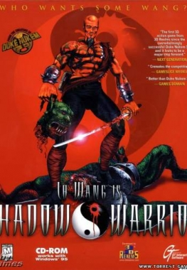 Shadow Warrior HRP v3.4 [ENG/2009] PC