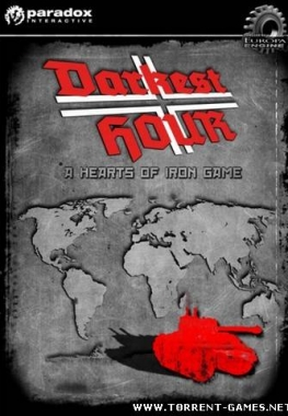 Darkest Hour: A Hearts of Iron Game (2011) PC