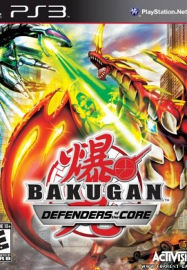[PS3] Bakugan : Defenders of the Core (2010)