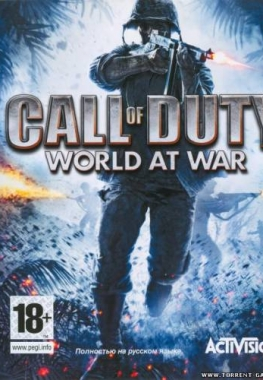 [PS3] Call of Duty: World at War (2008)