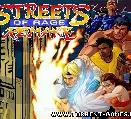 Streets of Rage Remake v 5.0 (Bare Knuckle) [5.0] [Freeware] [ENG / ENG] (2011)