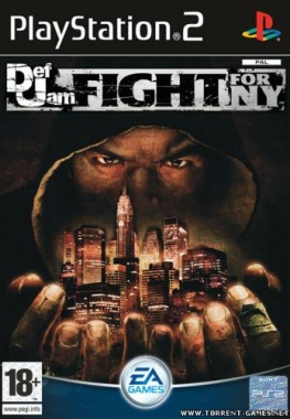 Def Jam: Fight for New York (2004) PS2