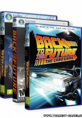 Back to the Future: The GameTrilogy [2010-2011] [RUS\ENG][RePack]