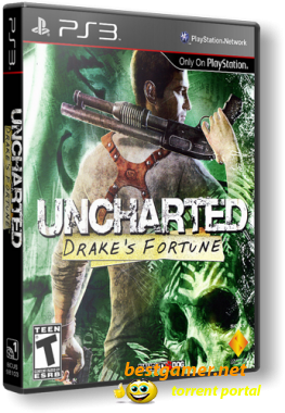 [PS3] Uncharted: Drake's Fortune [EUR/RUS]