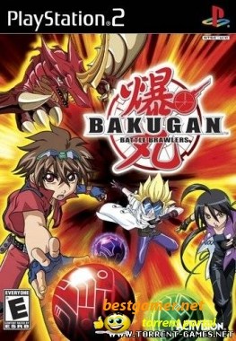 Bakugan Battle Brawlers [PS2/2009]