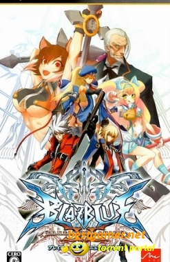 [PSP] BlazBlue: Continuum Shift II [ENG] (2011)