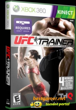 [Kinect] UFC Personal Trainer: The Ultimate Fitness System [Region Free][MULTi4/ENG]
