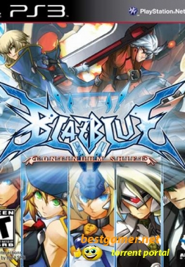 BlazBlue Continuum Shift (PS3)