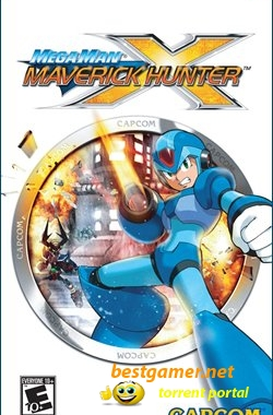 Mega Man: Maverick Hunter X[PSP/2006/CSO/ENG]