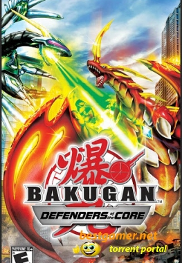Bakugan: Defenders of the Core [2010/ENG]