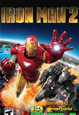 [PSP]Iron Man 2: The Video Game [Multi5]