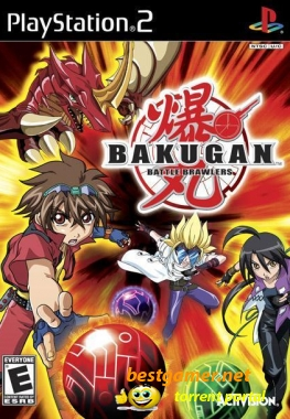 [PS2] Bakugan Battle Brawlers [Multi5]