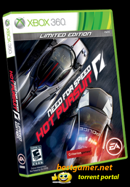 [Xbox 360] Need For Speed : Hot Pursuit [Region Free/RUSSOUND]