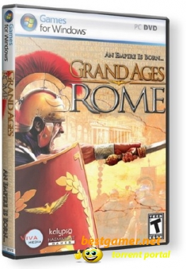 Grand Ages Rome - Gold Edition (2010) PC | RePack от R.G. Catalyst