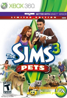 [Xbox 360] The Sims 3 : Pets [Region Free/ENG]