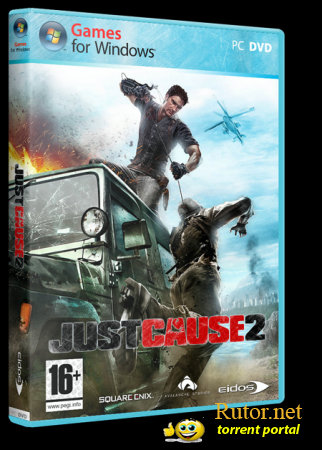 Just Cause 2 (2010) PC | RePack