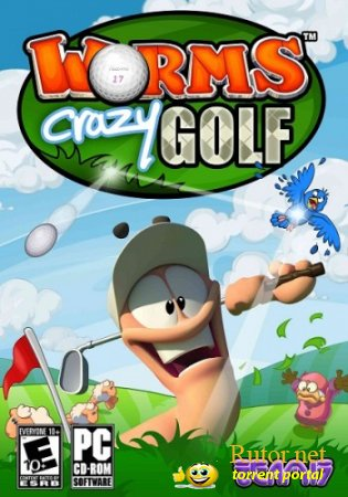 Worms Crazy Golf Fun Pack [2011] PC (ENG/MULTi5)