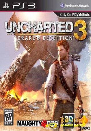 [PS3] Uncharted 3:Drake's Deception [RUS] MULTI-10