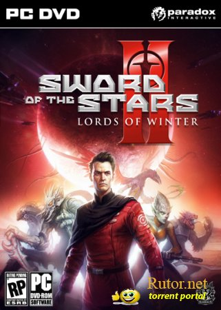 Sword of the Stars 2 Lords of Winter Paradox Interactive ENG L