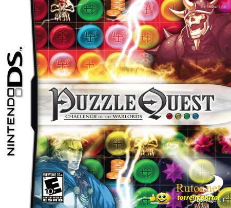 0936 - Puzzle Quest: Challenge of the Warlords [U] [ENG]