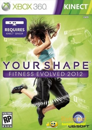 [Xbox 360] Your Shape: Fitness Evolved 2012 [Region Free / ENG]