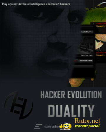 Hacker Evolution Duality (2011) ENG
