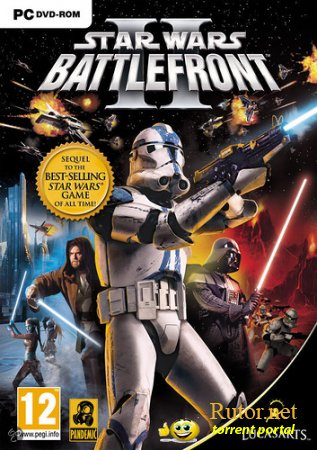 Star Wars - Battlefront 2 (2005) PC | Repack by MOP030B