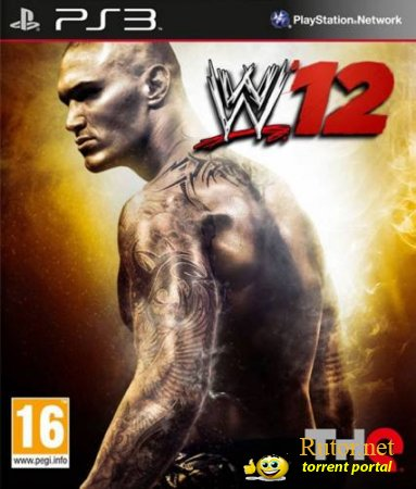 [PS3] WWE 12 [FULL] [ENG]