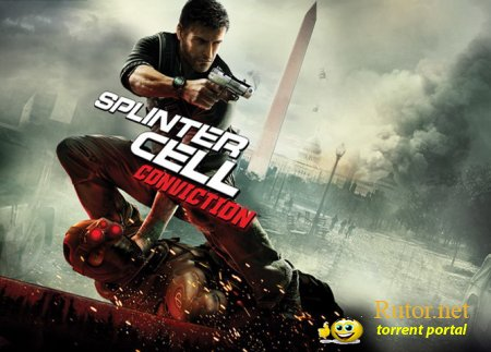 Splinter Cell Conviction HD 3.2.0 [Android 2.1+] (2010) ENG
