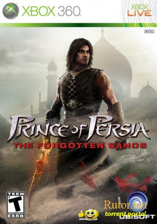 [Xbox 360] Prince of Persia: The Forgotten Sands [PAL/RUS]