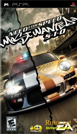 [PSP] Need for Speed Most Wanted [RUS]