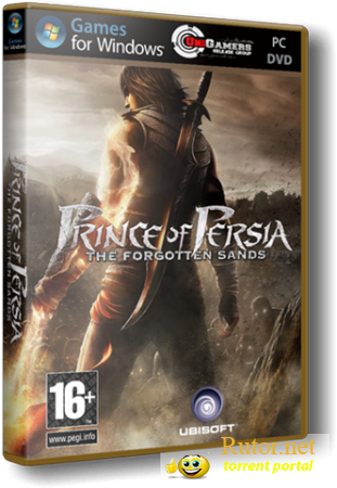 Prince of Persia: The Forgotten Sands / Принц Персии: Забытые пески v.1.0 (2010/PC/RePack/Rus) by R.G. UniGamers