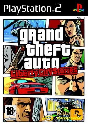 [PS2] Grand Theft Auto : Liberty City Stories [Multi5]